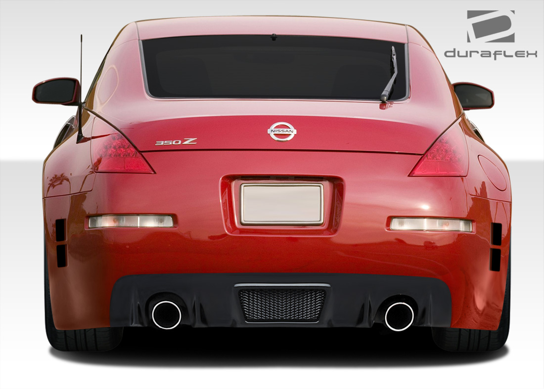 Welcome To Extreme Dimensions Inventory Item 2003 2008 Nissan 350z Z33 Duraflex C Speed