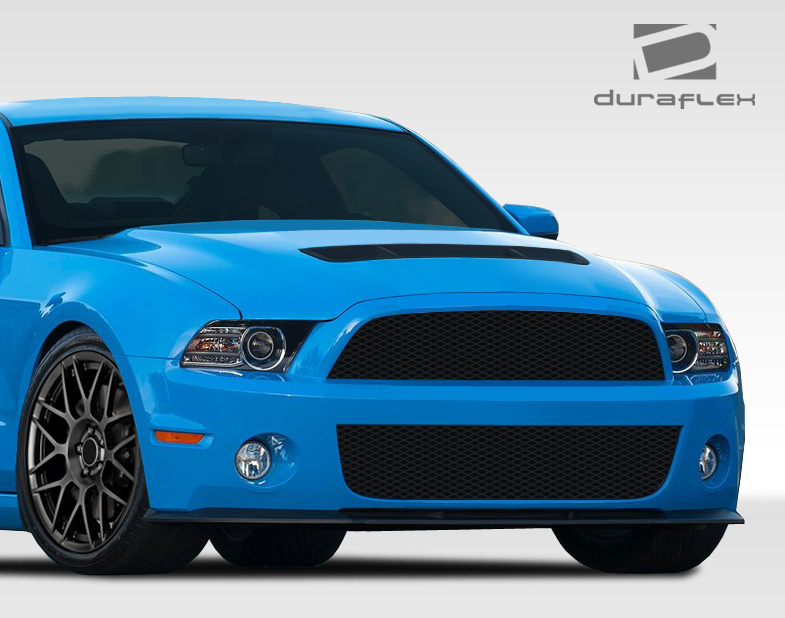 2013 Mustang Front Bumper >> 2013 Ford Mustang Fiberglass Front Bumper Body Kit 2010 2014 Ford