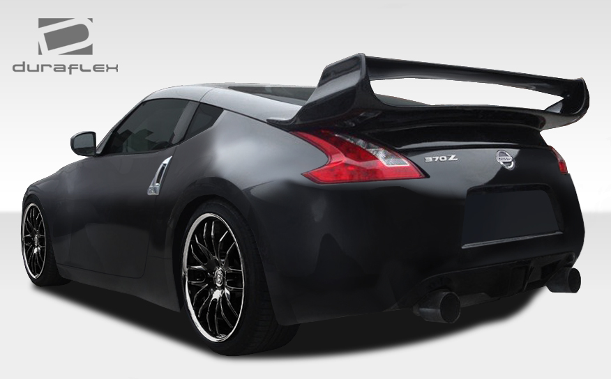 Welcome To Extreme Dimensions Inventory Item 2009 2018 Nissan 370z Z34 Coupe Duraflex