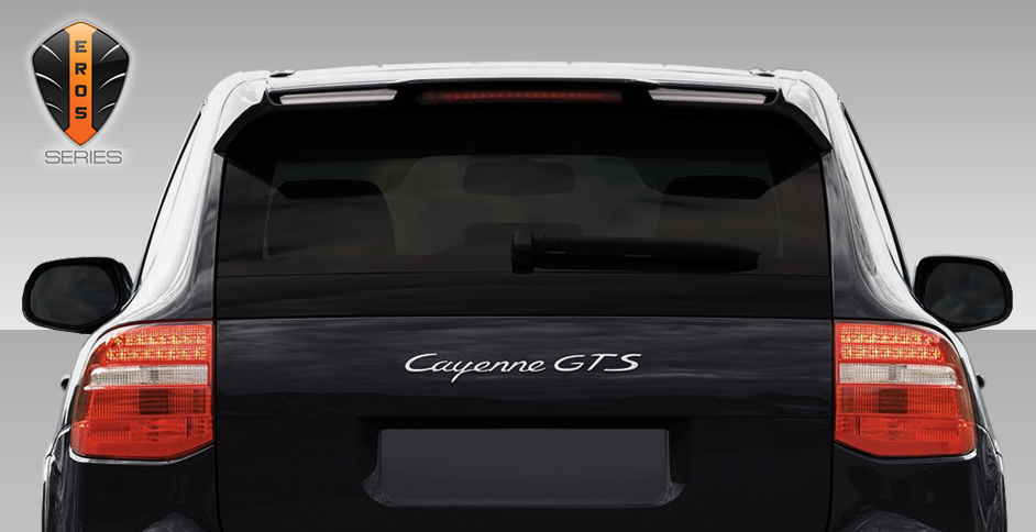 03-10 Porsche Cayenne Eros Version 1 Wing Spoiler 1pc Body Kit 108277