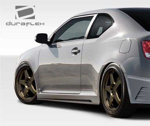 2013 Scion TC Duraflex GT-R Body Kit