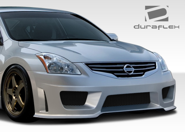 New Product Nissan Altima 4DR | Sigma Front Bumper ...