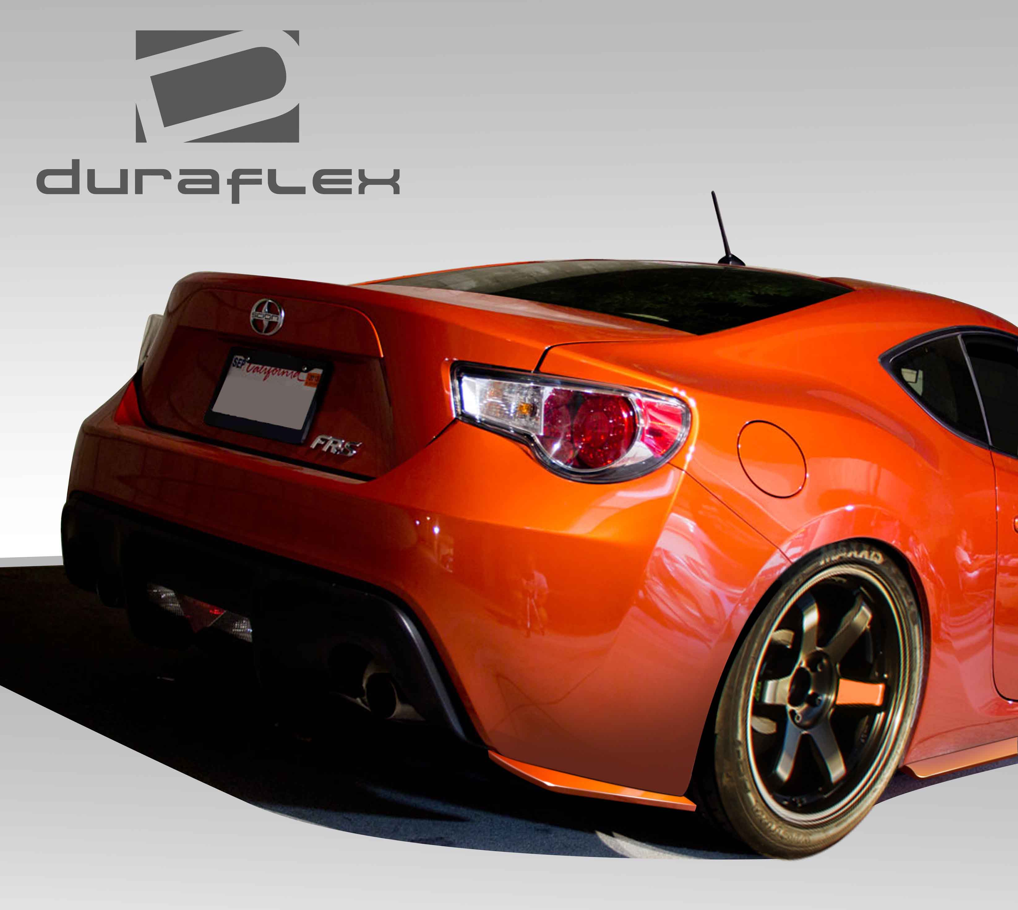 how to put on a scion fr-s front lip