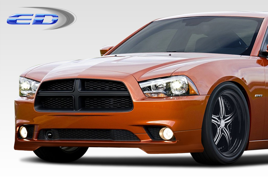 2012 dodge charger all front lip add on bodykit 2011. Black Bedroom Furniture Sets. Home Design Ideas