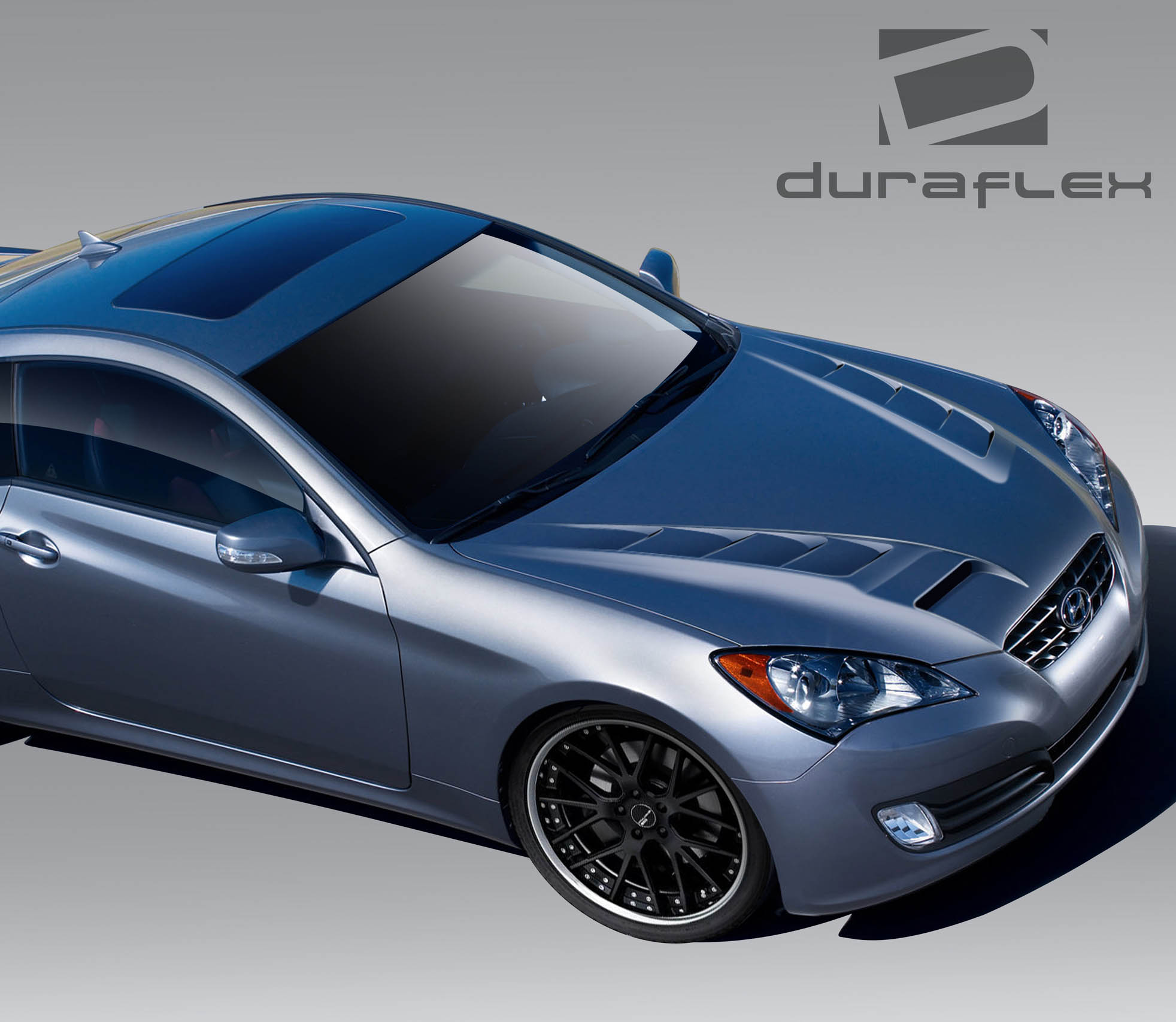 Hyundai Genesis Two Door: Welcome To Extreme Dimensions :: Inventory Item :: 2010