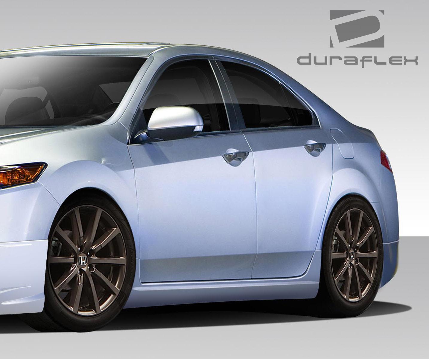09-10 Acura TSX Type M Duraflex Full Body Kit!!! 108766