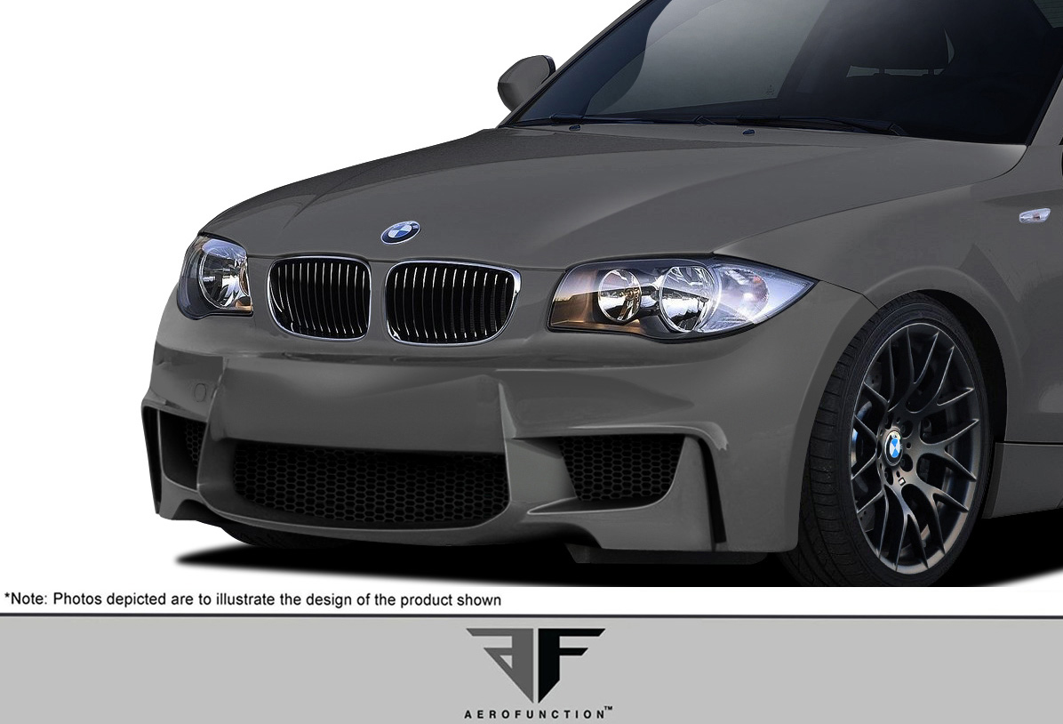 welcome to extreme dimensions inventory item 2008 2013 bmw 1 series e82 e88 af 1 front. Black Bedroom Furniture Sets. Home Design Ideas