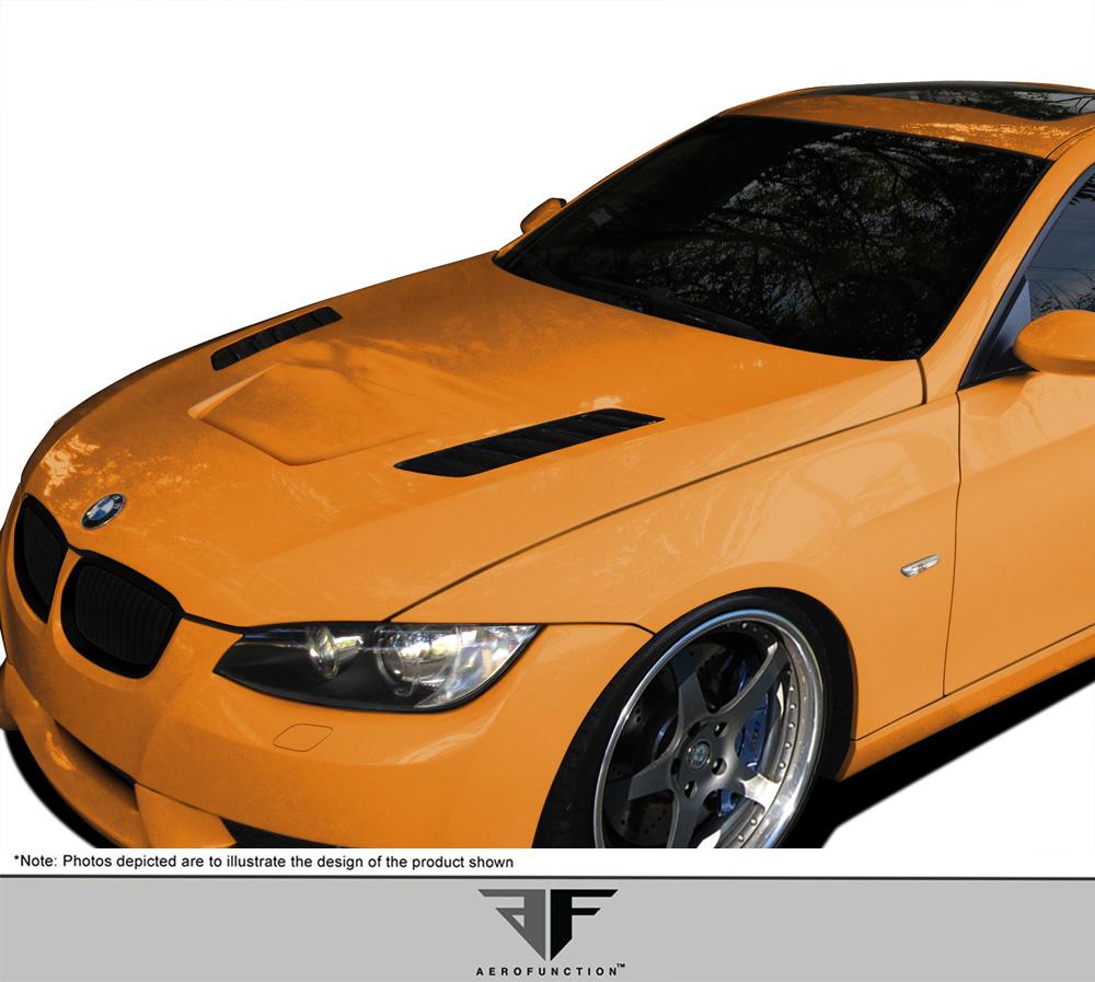 07-10 BMW 3 Series Convertible AF-1 Aero Function (GFK