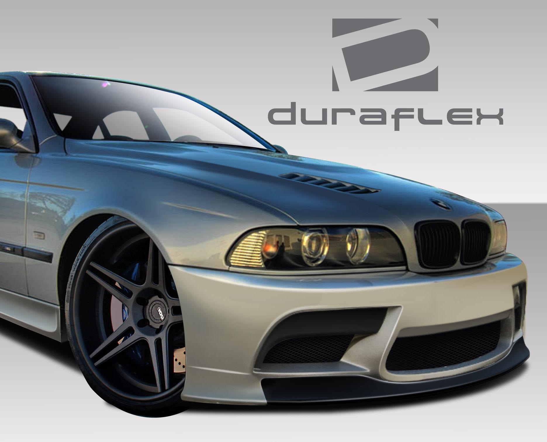 welcome to extreme dimensions inventory item 1997 2003 bmw 5 series m5 e39 4dr duraflex gt. Black Bedroom Furniture Sets. Home Design Ideas