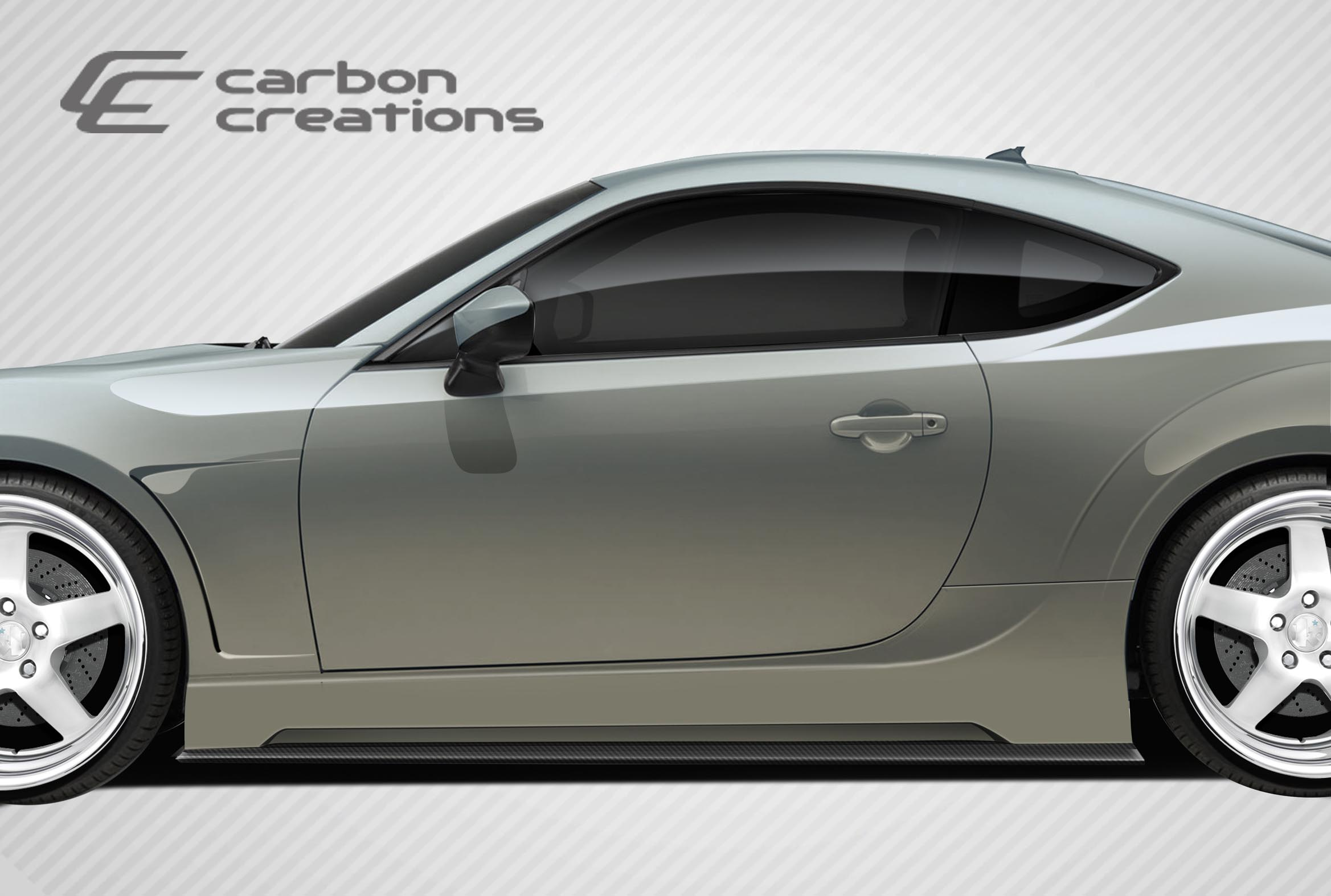 fits 2013 2015 scion fr s brz carbon creations 86 r wide. Black Bedroom Furniture Sets. Home Design Ideas