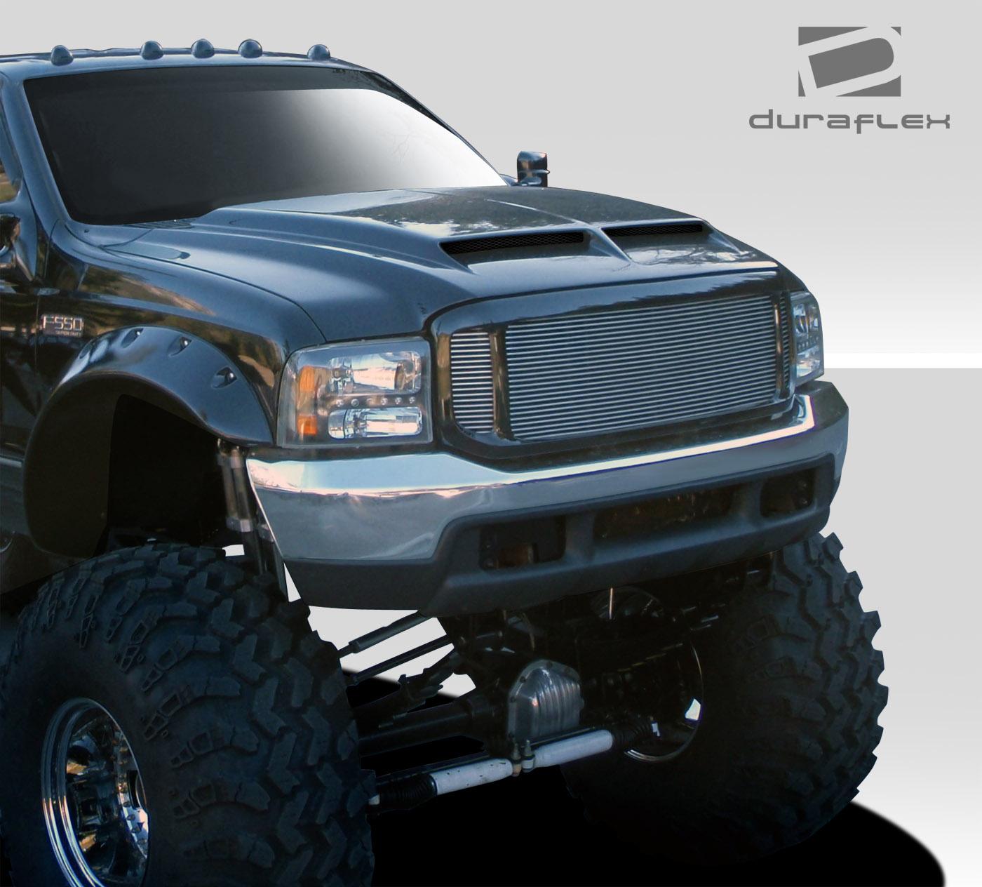99 07 Ford Super Duty 00 05 Ford Excursion Duraflex Cv X