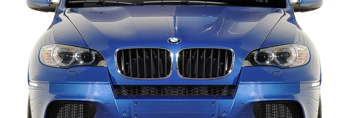 2013 BMW X5 ALL - Polyurethane Body Kit Bodykit - BMW X5 E70 AF-1 Complete Body Kit (PUR-RIM, GFK) - 12 Piece - Includes AF-1 Front Bumper Cover (109