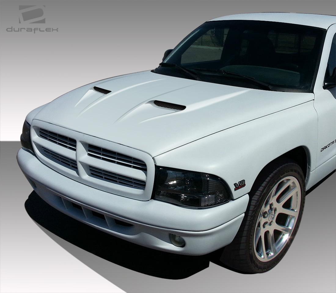 1997 2004 Dodge Dakota 1998 2003 Durango Duraflex Cvx Hood