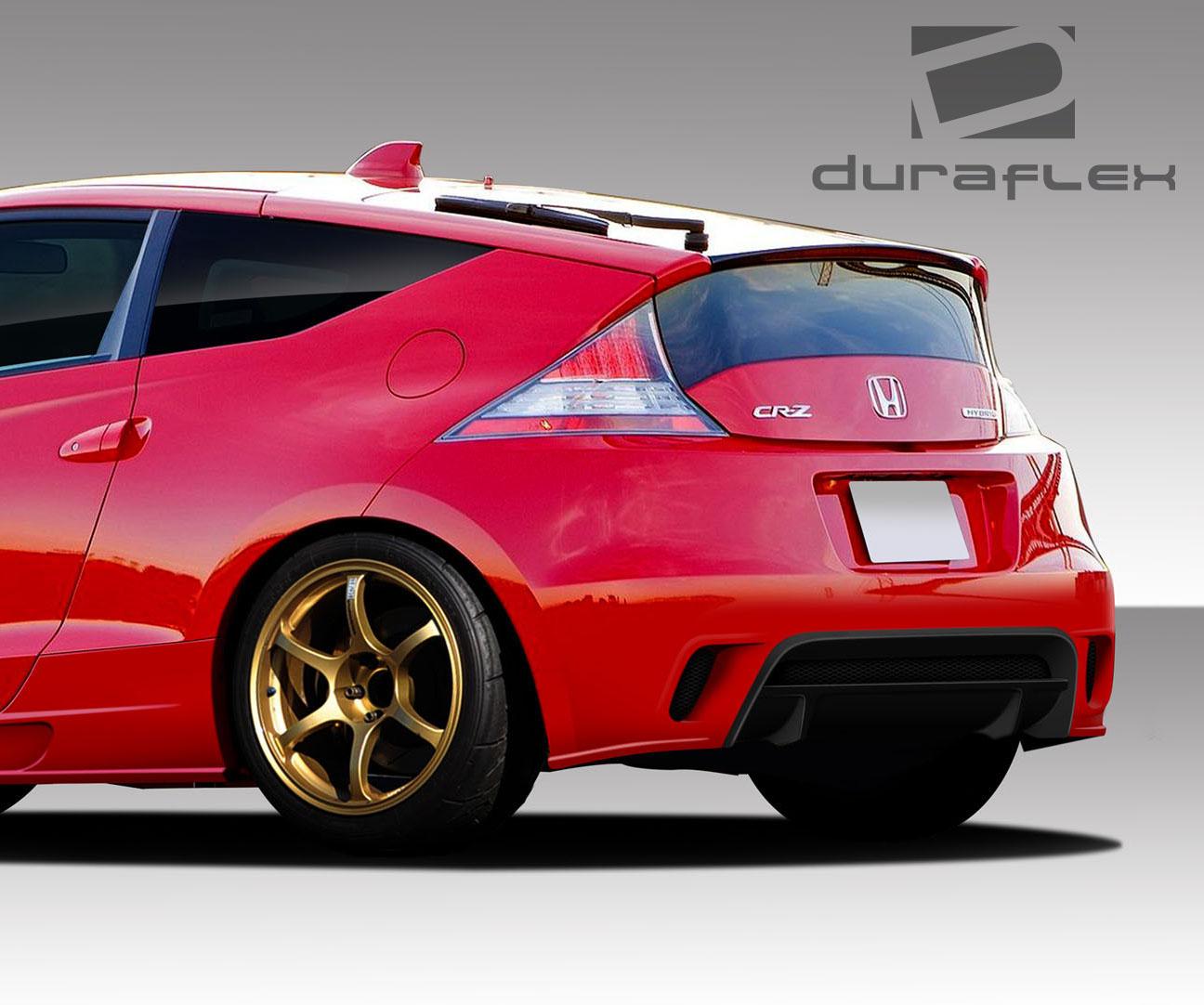 2014 Honda CR-Z Rear Bumper Body Kit