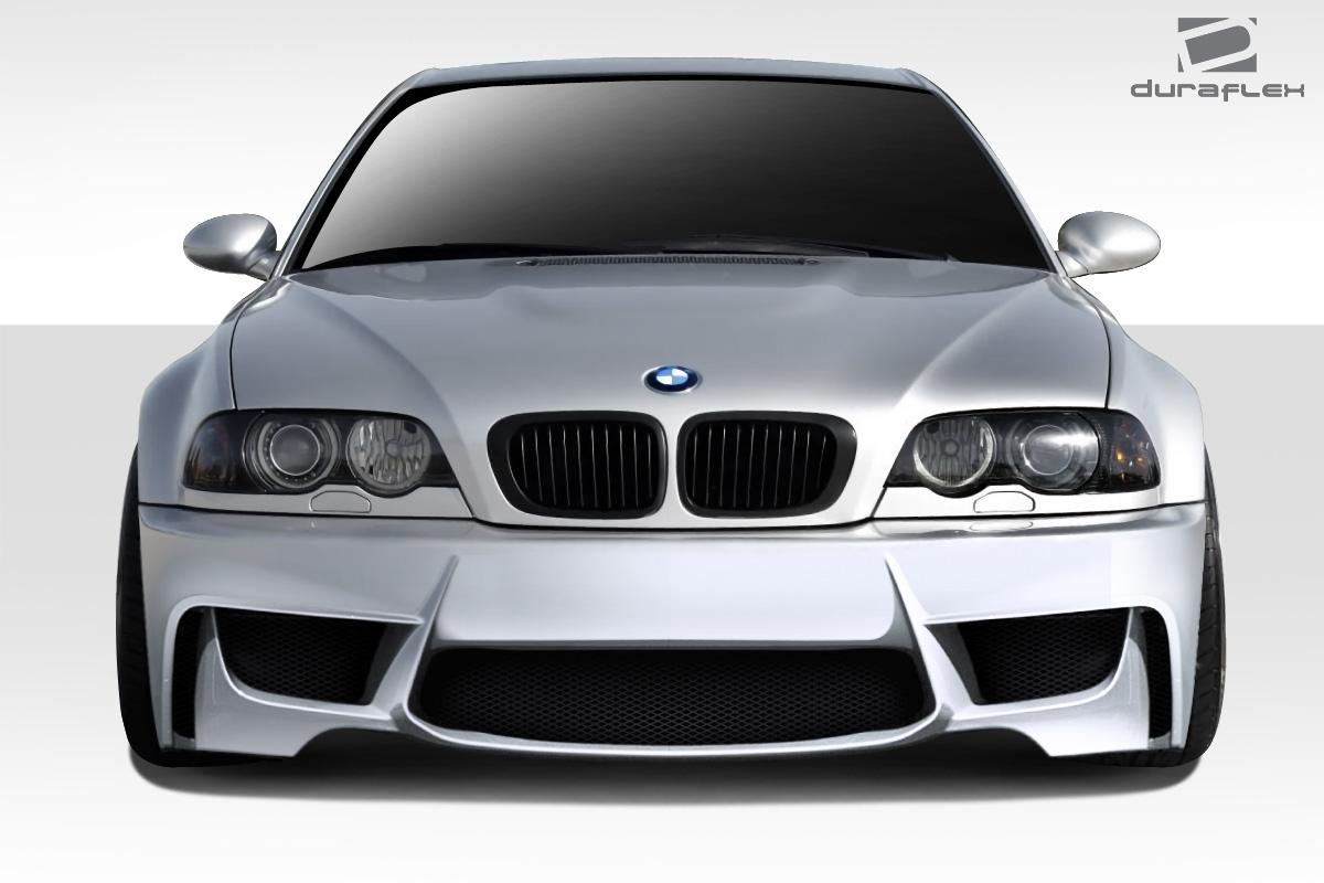 2001-2006 BMW M3 E46 Duraflex 1M Look Front Bumper Cover