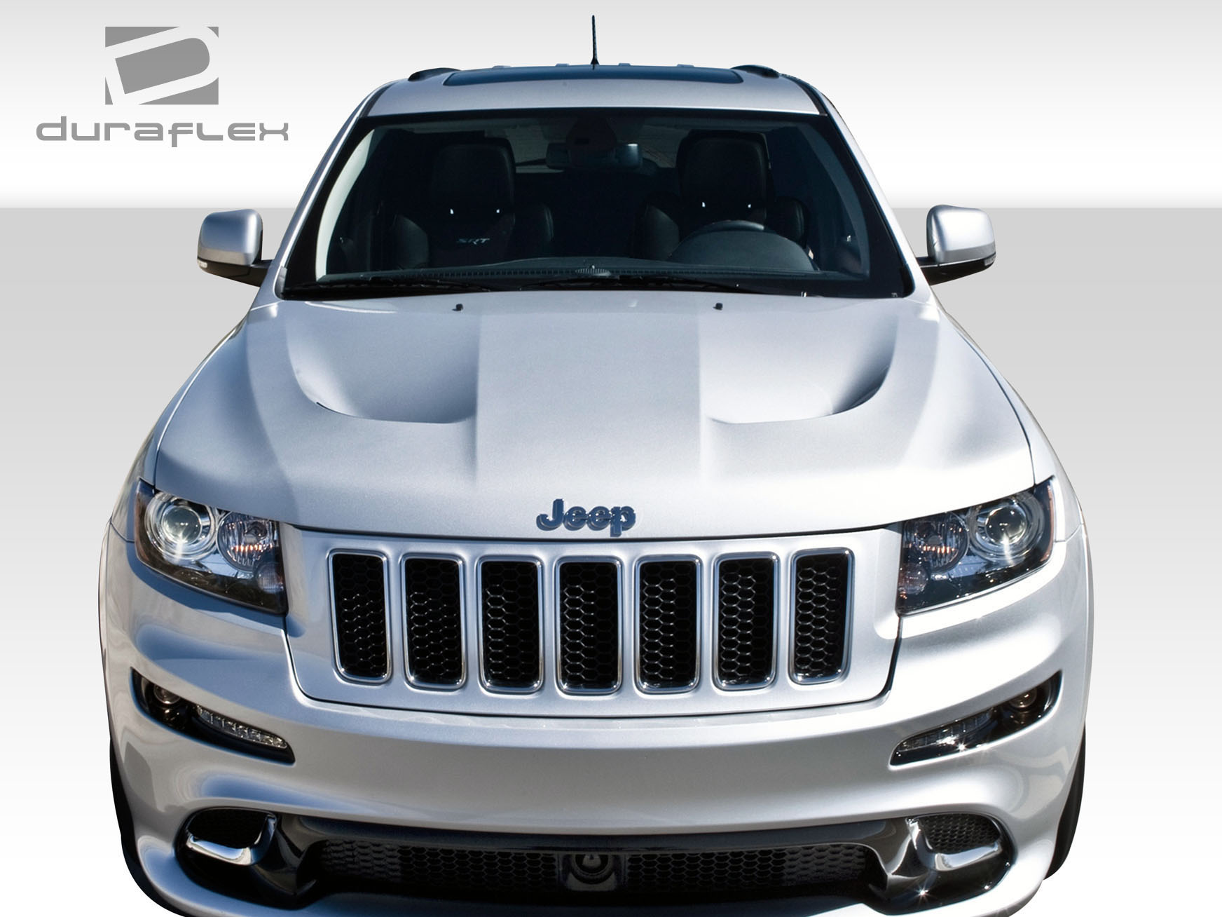 fiberglass  hood body kit for 2015 jeep grand cherokee