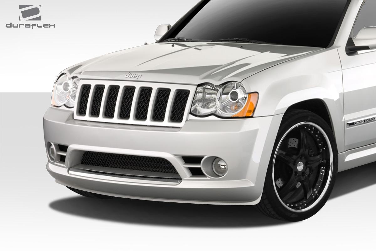 08 10 jeep grand cherokee srt look duraflex