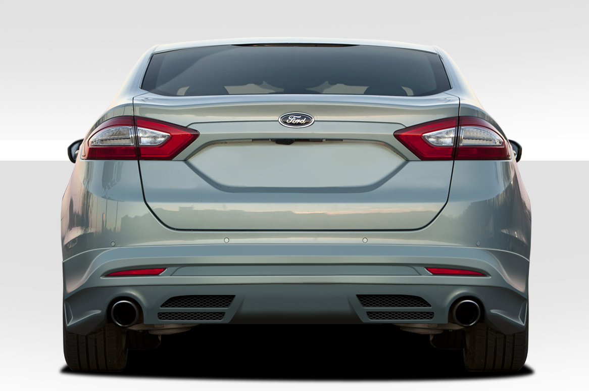 The cleanest body kit for new ford fusion fordfusionclub com the 1 ford fusion forum
