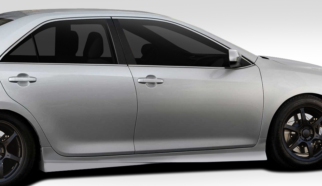 Welcome to Extreme Dimensions :: Item Group :: 2012-2014 Toyota Camry Duraflex Racer Body Kit ...