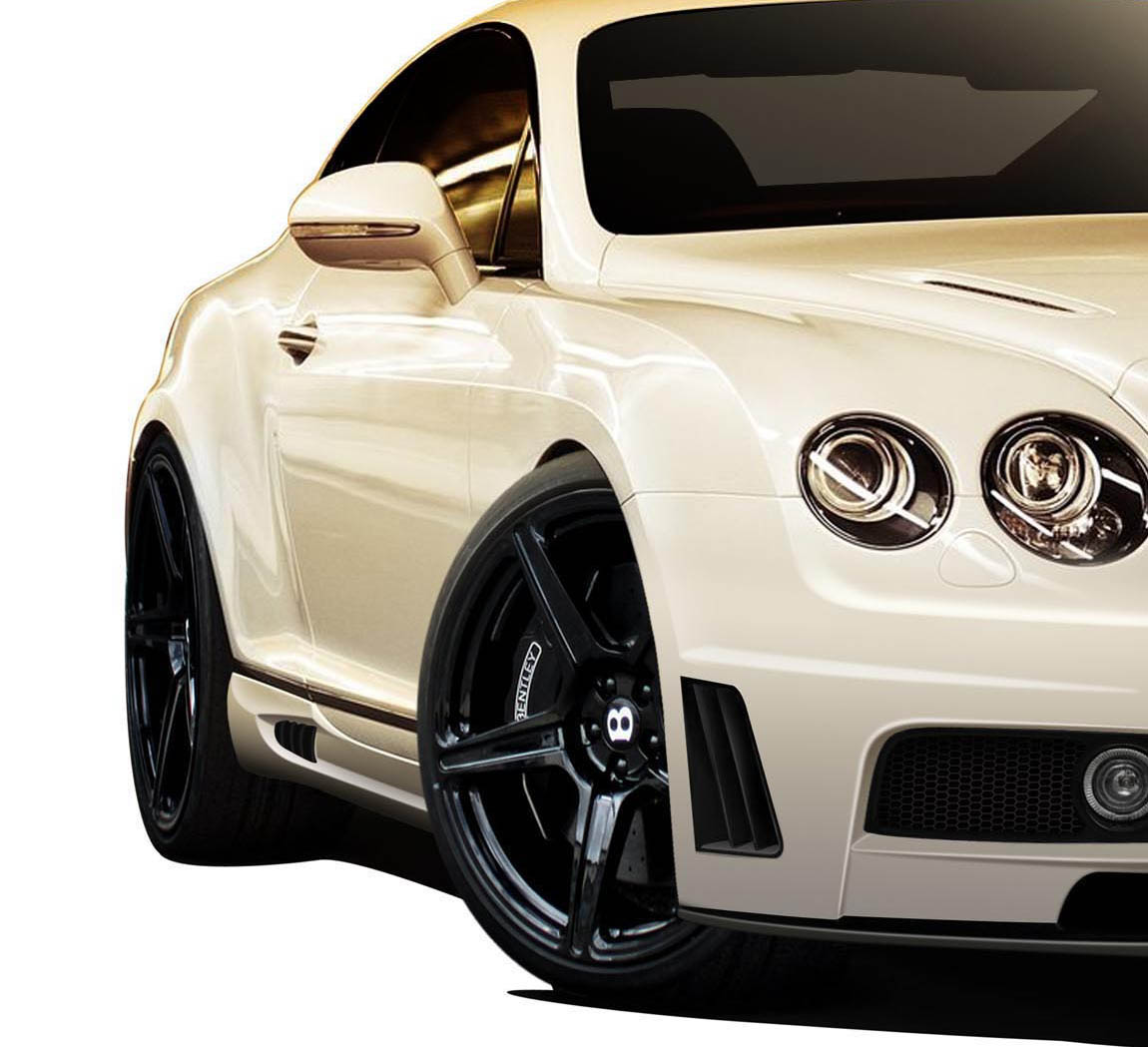 Sideskirts Body Kit For 2005 Bentley Continental