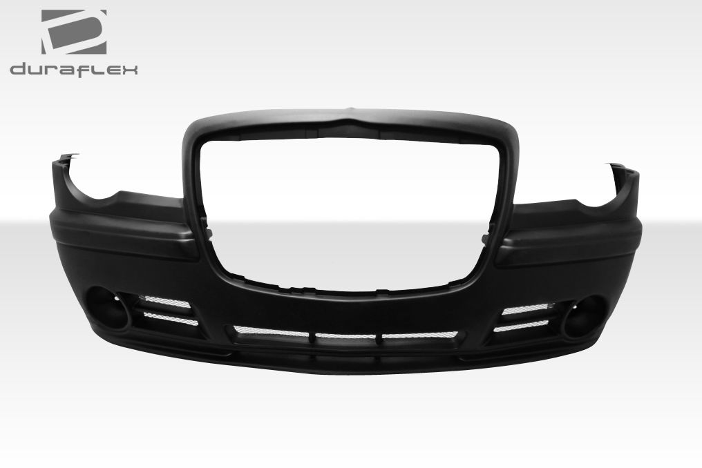 05 10 chrysler 300 srt look duraflex front body kit bumper. Black Bedroom Furniture Sets. Home Design Ideas