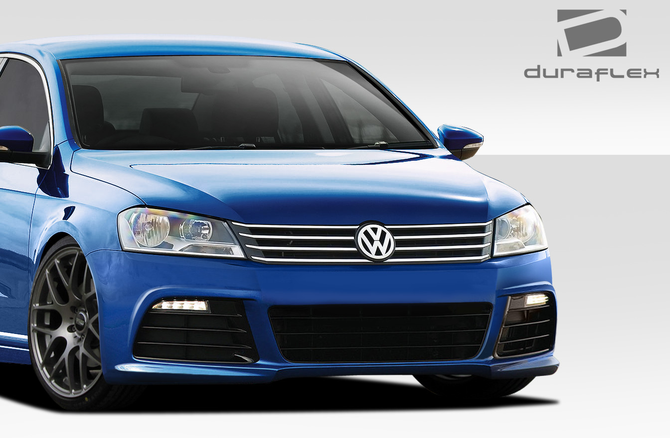 Golf Cart Dimensions >> Welcome to Extreme Dimensions :: Inventory Item :: 2011-2015 Volkswagen Passat Duraflex R Look ...