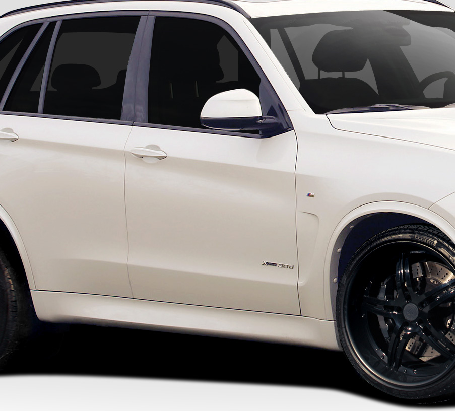 extreme dimensions 2013 2014 bmw x5 f15 duraflex m sport look body kit 4 piece wholesale car. Black Bedroom Furniture Sets. Home Design Ideas