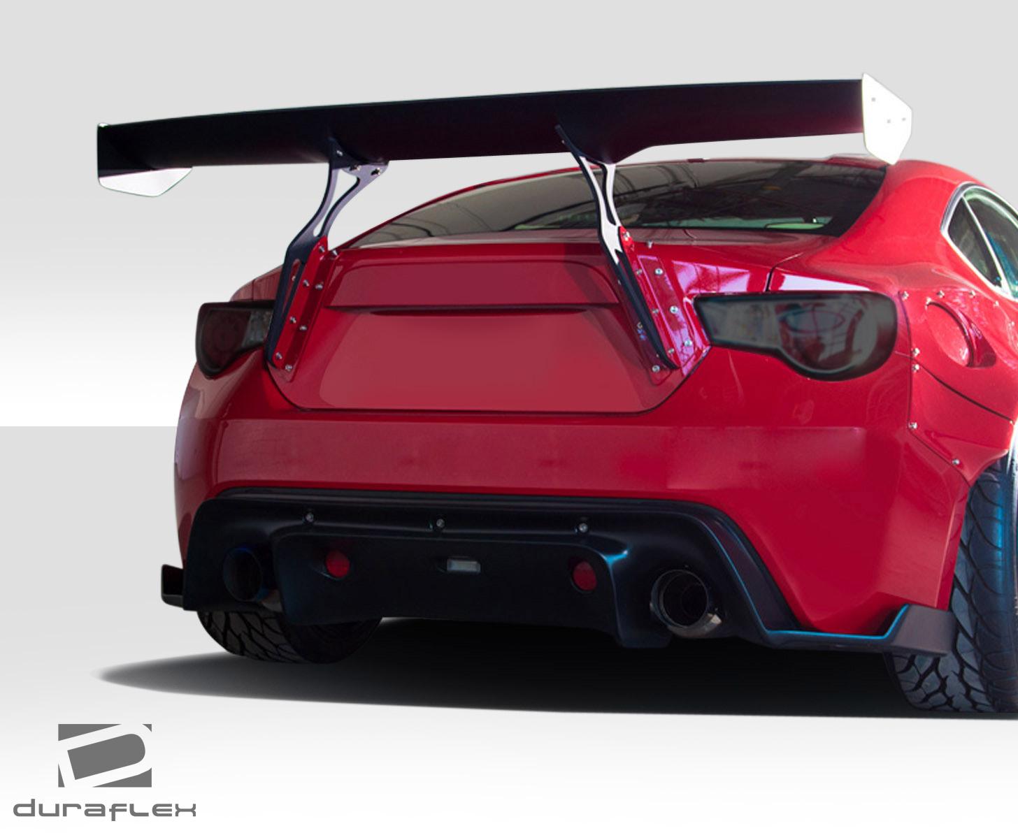 Scion Frs Parts >> Fits 13-15 Scion FR-S BRZ Duraflex GT500 Wing Trunk Lid Spoiler-1PC Body Kit | eBay