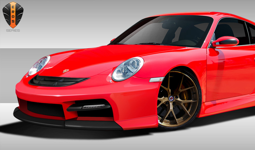 welcome to extreme dimensions inventory item 2005 2011 porsche 911 carrera 997 eros. Black Bedroom Furniture Sets. Home Design Ideas