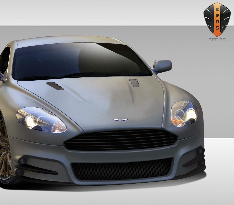2005 Aston Martin Db9 Interior: 2004-2012 Aston Martin DB9 DBS Eros Version 1 Front Bumper