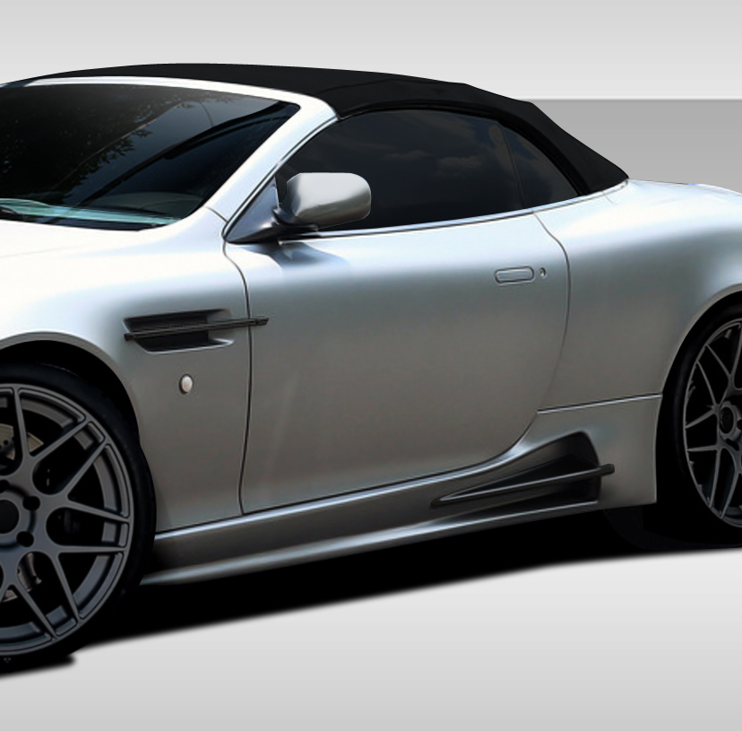 2011 Aston Martin DB9 Body Kit Body Kit