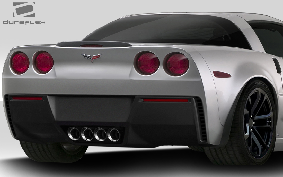 Welcome To Extreme Dimensions Inventory Item 2005 2013 Chevrolet Corvette C6 Duraflex