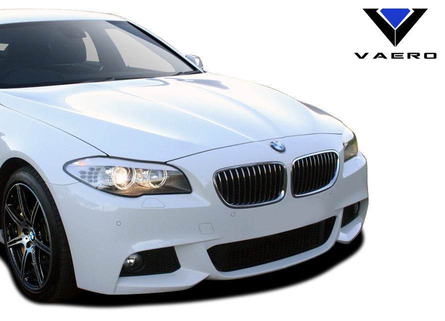 2016 BMW 5 Series ALL - Polypropylene Front Bumper Bodykit - BMW 5 Series F10 Vaero M Sport Look Front Bumper Cover ( with PDC , without Side Cameras