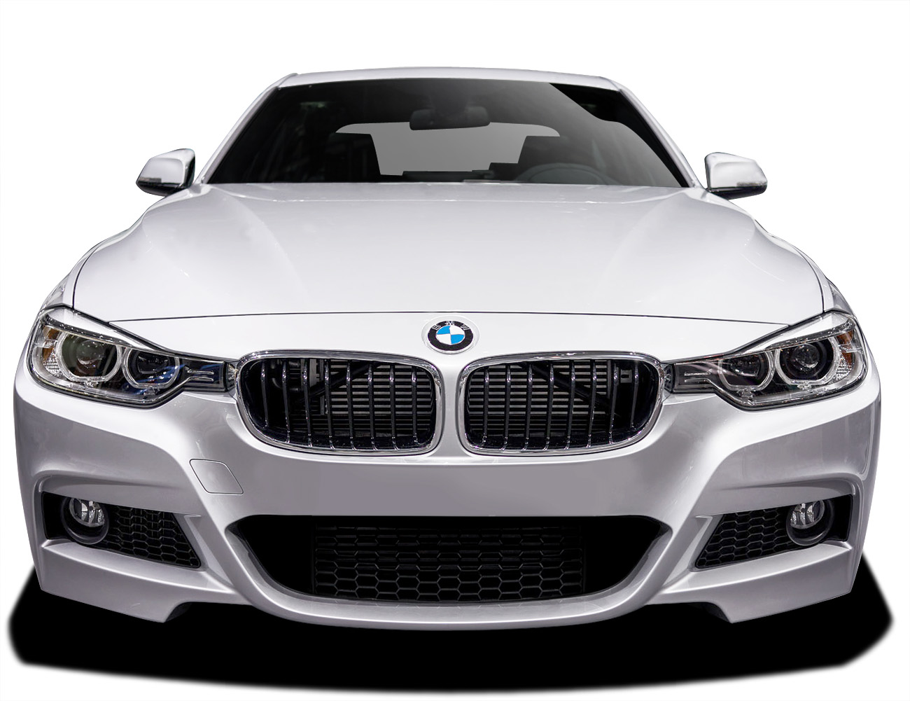 Extreme Dimensions 2012 2014 Bmw 3 Series 328i F30 With Quad Exhaust