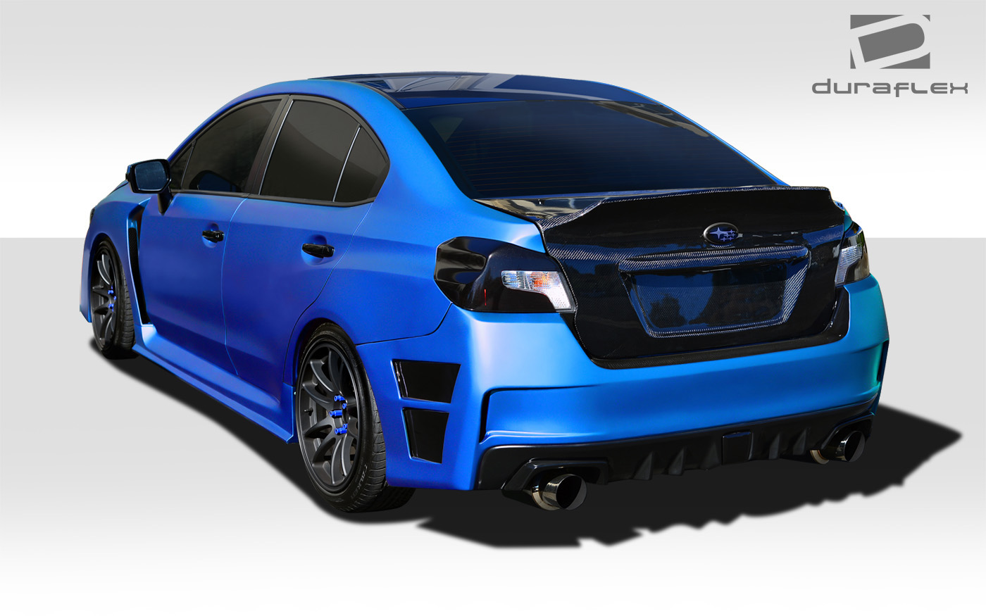Subaru Wrx Sti Launch Edition >> Welcome to Extreme Dimensions :: Item Group :: 2015-2018 Subaru WRX Duraflex NBR Concept Body ...