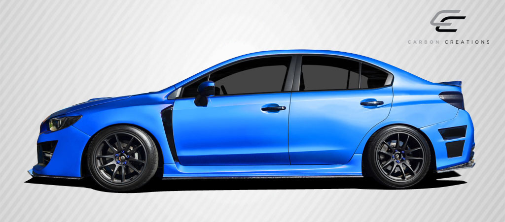 Welcome To Extreme Dimensions Item Group 2015 2018 Subaru Wrx Carbon Creations Nbr Concept