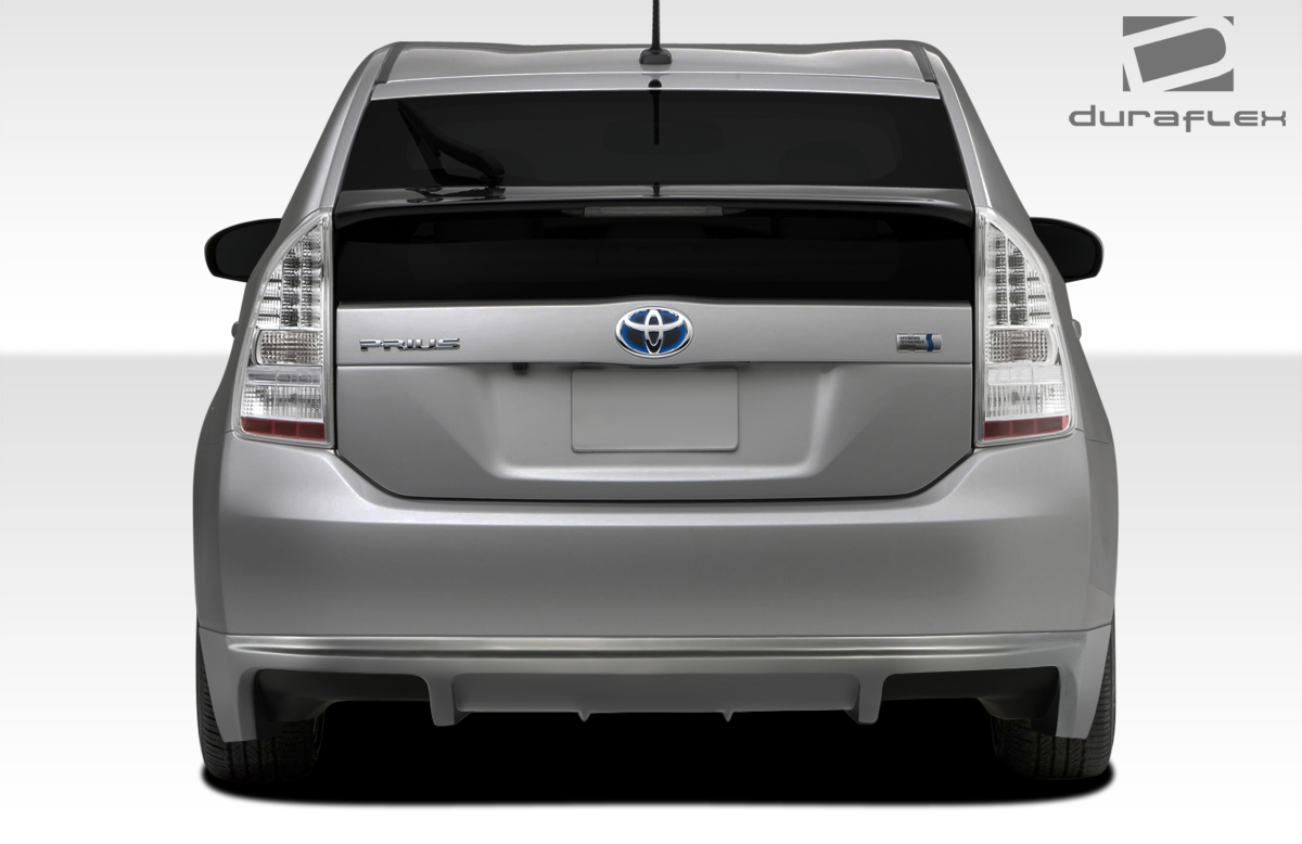 Welcome to Extreme Dimensions :: Inventory Item :: 2010-2015 Toyota Prius Duraflex K-1 Rear Lip ...