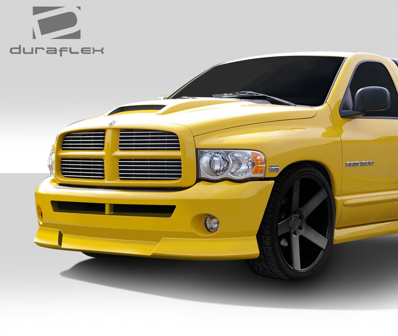 05 Dodge Ram: Duraflex 112003 BT-1 Front Bumper Cover