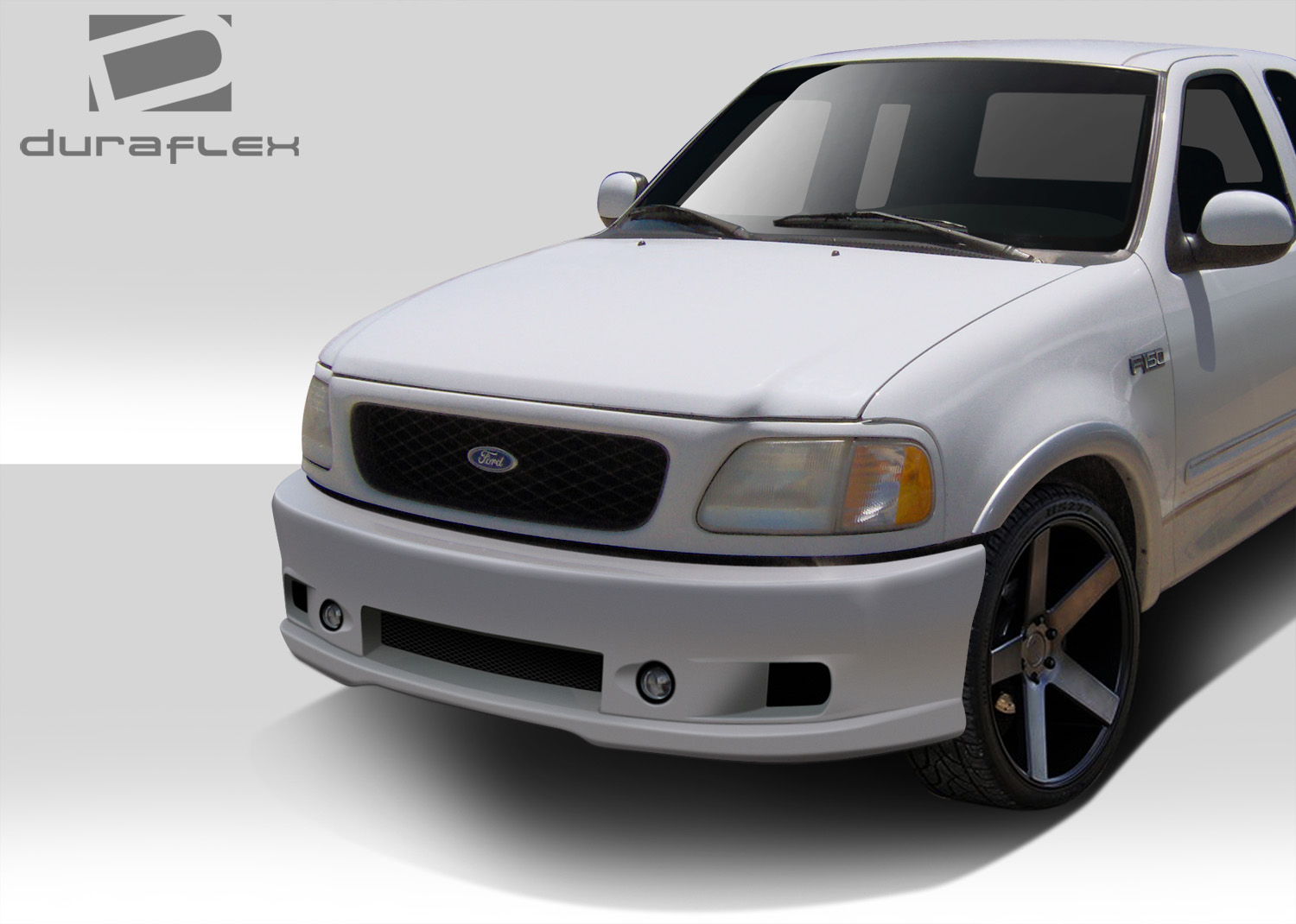 97-03 Ford F-150 / 97-02 Ford Expedition Duraflex BT-1 Front Bumper ...