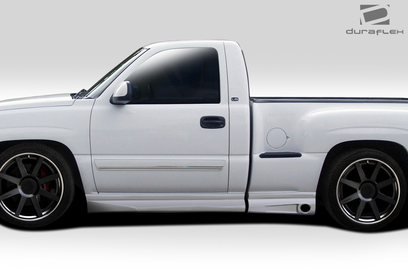 99 06 chevy silverado reg cab fleet stepside duraflex bt. Black Bedroom Furniture Sets. Home Design Ideas
