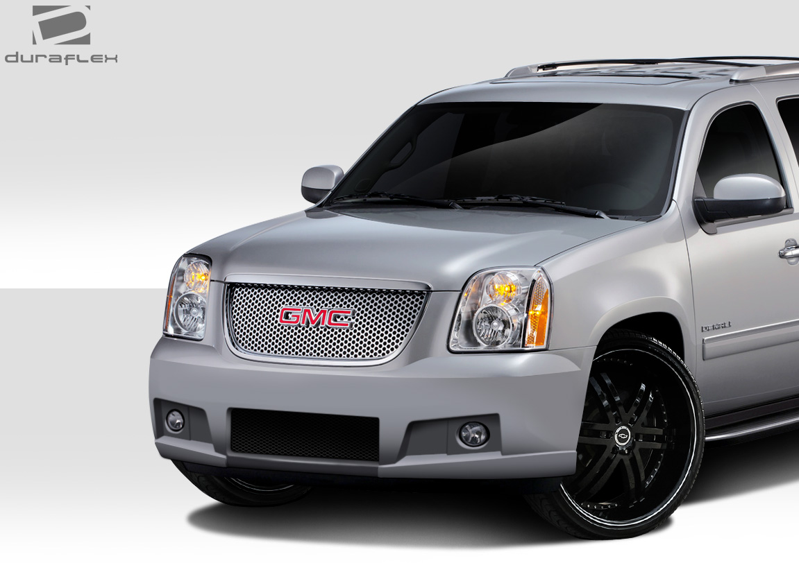 Fiberglass Front Bumper Body Kit For 2011 Gmc Yukon