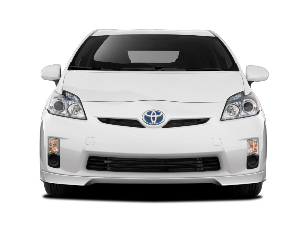 2010 Toyota Prius  - Polyurethane Body Kit Bodykit - Toyota Prius Couture Vortex Body Kit - 7 Piece - Includes Vortex Front Lip (112372), Vortex Side