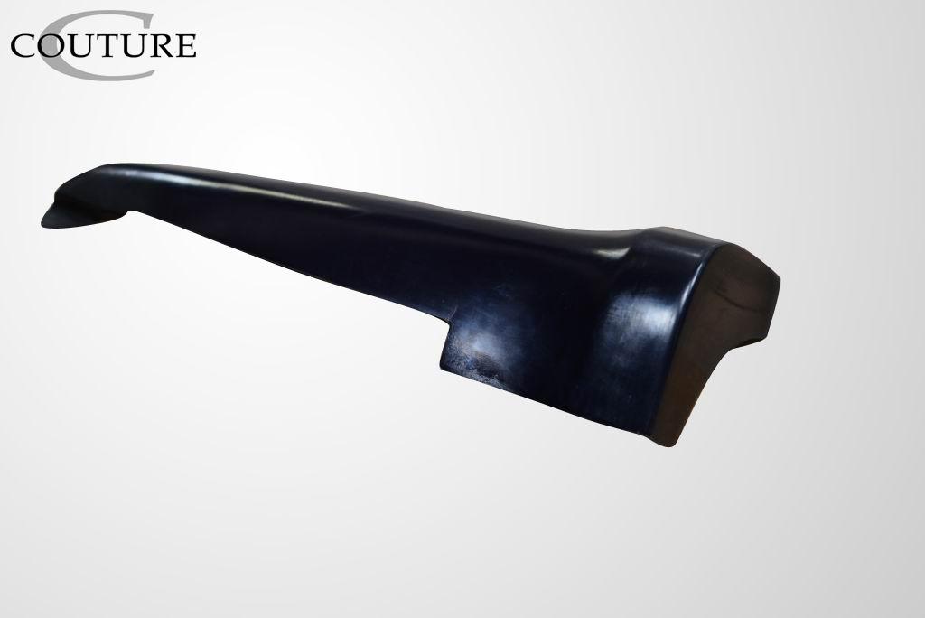 2009 Infiniti G Sedan ALL - Polyurethane Rear Lip/Add On Bodykit - Infiniti G Sedan Couture Vortex Rear Add Ons - 2 Piece