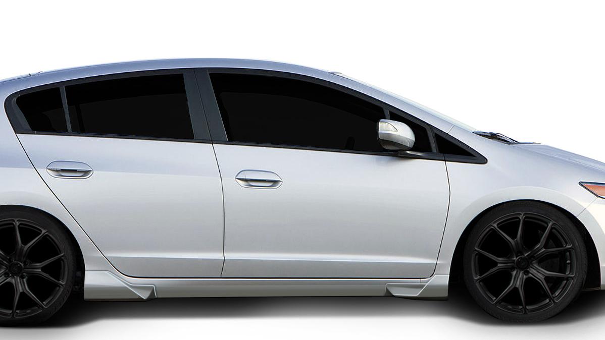 2014 Honda Insight  - Polyurethane Body Kit Bodykit - Honda Insight Couture Vortex Body Kit - 7 Piece - Includes Vortex Front Lip (112384), Vortex Sid