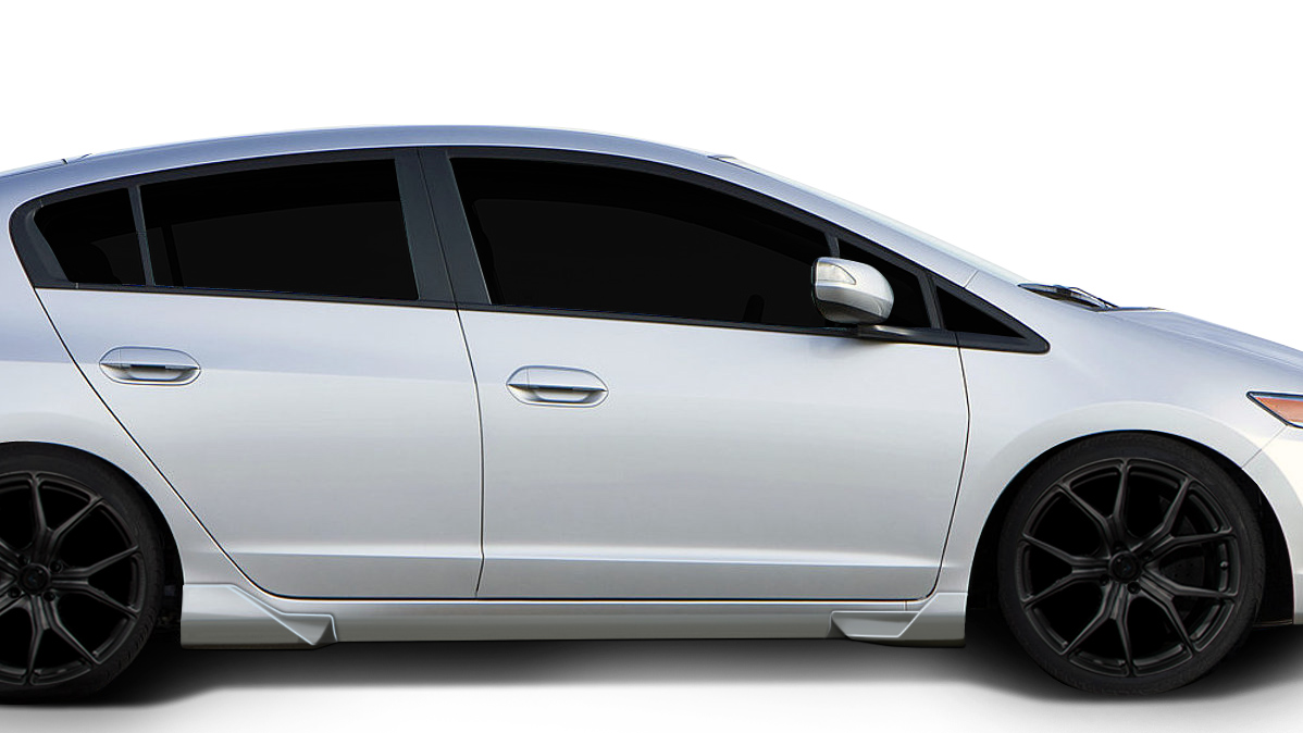 Polyurethane Body Kit Bodykit for 2011 Honda Insight  - Honda Insight Couture Vortex Body Kit - 7 Piece - Includes Vortex Front Lip (112384), Vortex S
