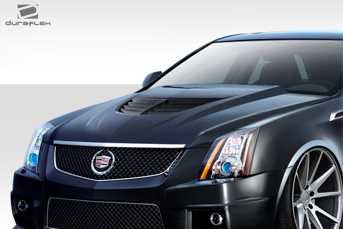 welcome to extreme dimensions inventory item 2008 2013 cadillac cts v duraflex stingray z. Black Bedroom Furniture Sets. Home Design Ideas