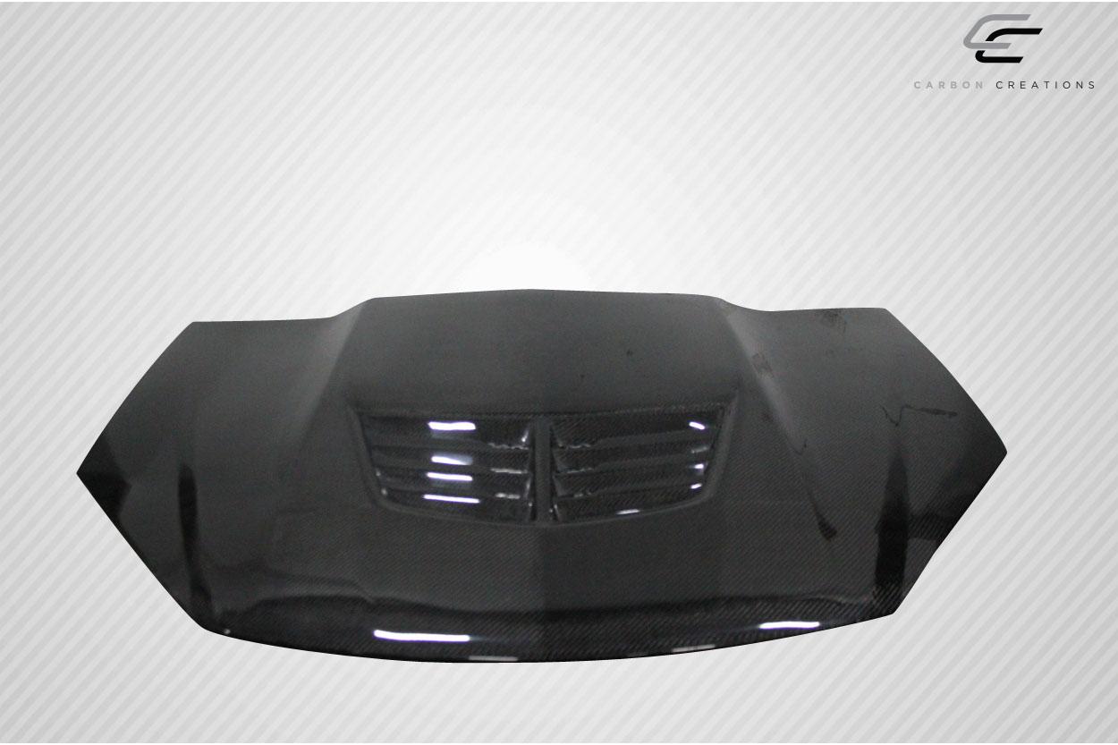 05 10 Pontiac G6 Stingray Z Carbon Fiber Creations Body Kit Hood Factory Parts