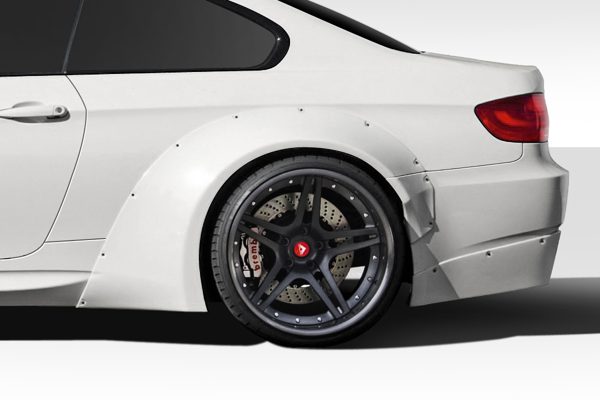 2015 Ford Mustang Gt Premium For Sale 2007-2013 BMW M3 E92 E93 Duraflex Circuit Wide Body Kit 8 ...