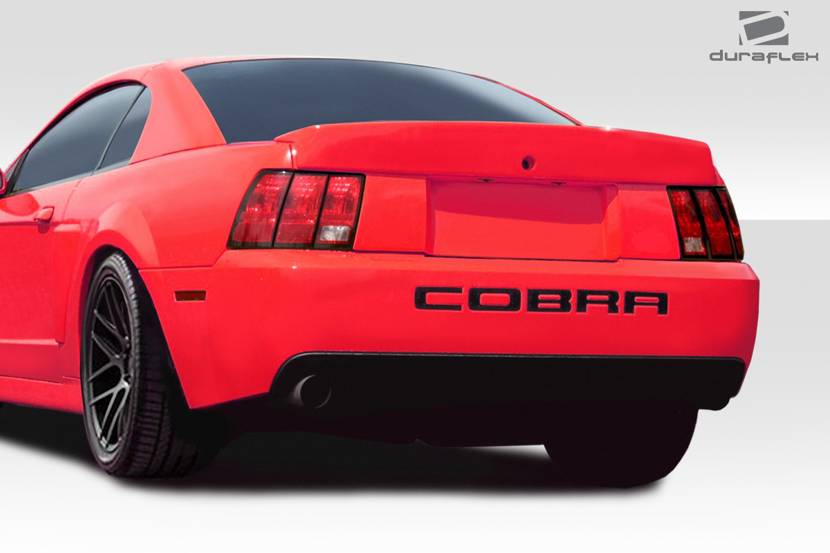 99 04 ford mustang cobra look duraflex body kit wing spoiler 112718 ebay. Black Bedroom Furniture Sets. Home Design Ideas