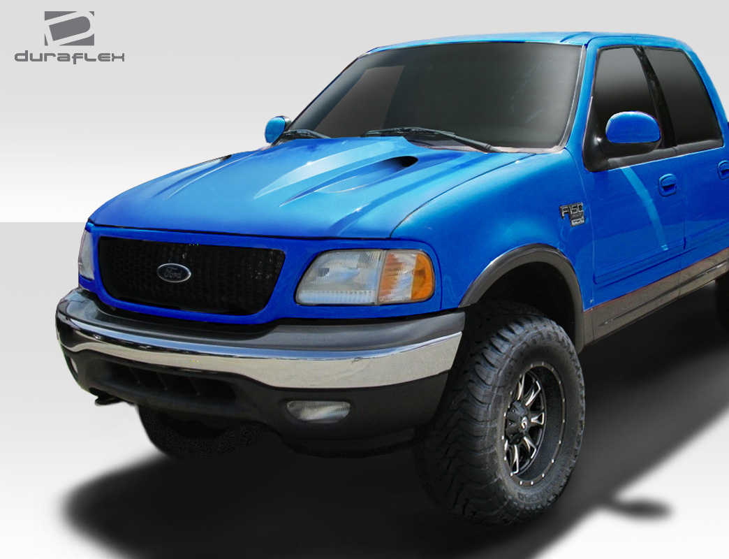 Hood Body Kit for 1999 Ford F150 0 - 1997-2003 Ford F-150 ...